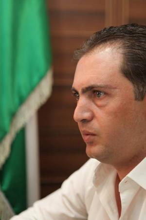"""مرشح """"زهران"""" لمجلس عمان نضال ابو دلو: انا منكم وبكم انطلق ولاجل الوطن سأعمل"""