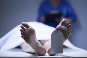 العثور على جثة سبعينية في ماركا