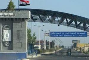 """معبر """" نصيب """"جاهز لاستقبال السوريين العائدين من الأردن"""