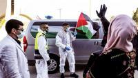 419 إصابة جديدة بفيروس كورونا في فلسطين
