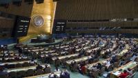 """فشل مشروع القرار الأمريكي لإدانة """"حماس"""" بالأمم المتحدة"""