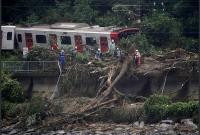 فيضانات في اليابان تجبر عشرات الآلاف على إخلاء منازلهم