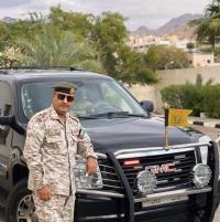 اللواء الركن الدكتور صبحي جدعان النعيمات  ..  مبارك الترفيع