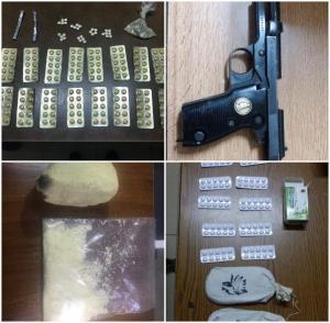 62 مروجا ومتعاطيا للمخدرات بقبضة الأمن (فيديو وصور)