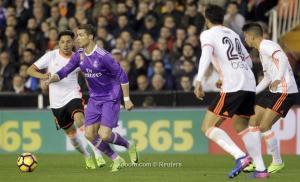 ريال مدريد يسقط في فخ فالنسيا