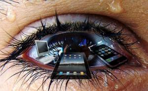 """خطوات أساسية للوقاية من """"إجهاد العين الرقمي"""""""