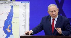 """""""النتن ياهو"""" يشرع بمسودة قانون ضم الأغوار للكيان الصهيوني"""