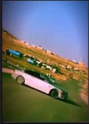 ضبط سائق متهور بجرم التفحيط (فيديو)