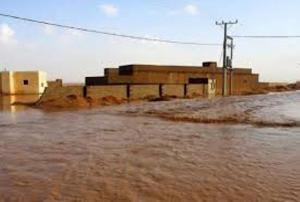 مياه الأمطار تحاصر (16) شخصا في الطفيلة