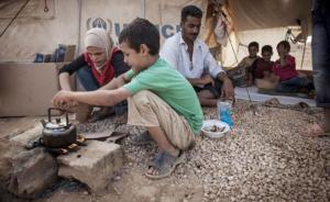 حماد: الأردن استقبل نحو 1.4 مليون لاجىء سوري