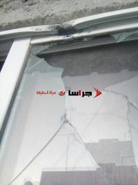 ملثمون مسلحون يروعون سكان مخيم عزمي المفتي (فيديو)