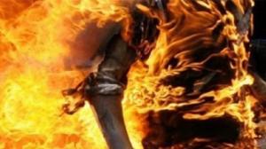 عشريني يحرق نفسه محاولا الانتحار في الرمثا