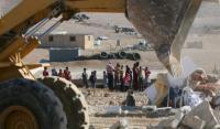 الاحتلال الإسرائيلي يهدم قرية العراقيب الفلسطينية