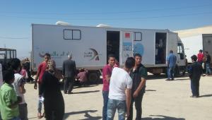 اورنج تدعم اليوم الطبي المجاني في عدد من قرى مأدبا