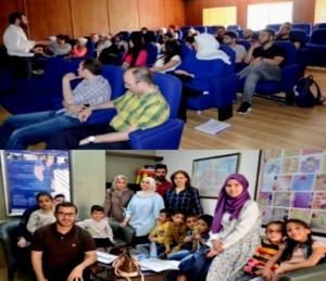 """ورشة عمل في """"عمان الاهلية"""" حول برمجة وتركيب المعينات السمعية"""