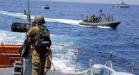 بحرية الإحتلال تستهدف صيادي غزة