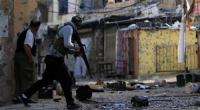 قتلى باشتباكات في مخيم فلسطيني بلبنان
