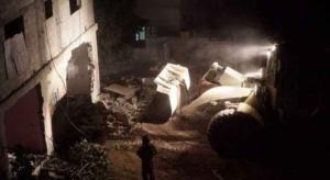 الاحتلال يفجر منزل لعائلة اسير في يطا