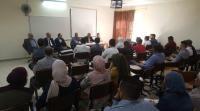 جولة بمرافق جامعة عمان الأهلية للطلبة المستجدين في كلية الهندسة