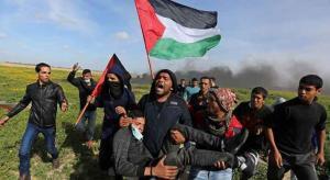 131 شهيدا خلال مسيرات العودة في قطاع غزة