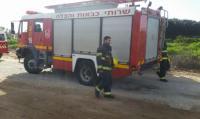 تسرب من أنابيب الغاز في ميناء حيفا