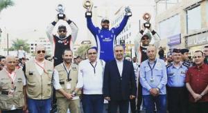 محمد تيسير بطلاً لسباق السرعة لعام ٢٠١٧