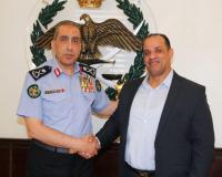 العقيد الدعجة رئيسا لفريق الخبراء العرب بمكافحة الإرهاب