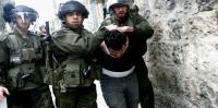 حملة اعتقالات تطال 15 فلسطينيا بالضفة