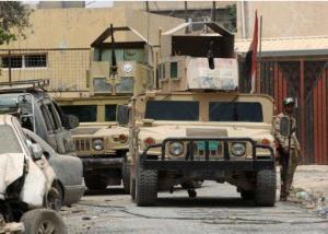 العراق: مقتل ضابطين و3 جنود في انفجارين
