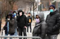 نيويورك تسجل 731 وفاة جديدة بكورونا