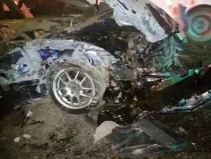 عجلون: وفاتان و6 اصابات بحادث تصادم مروع (صور)