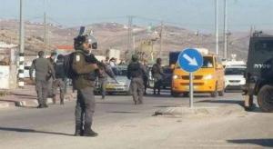 عملية طعن جنوب نابلس واعتقال المنفذ عقب اطلاق النار عليه