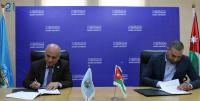 إتفاقية تعاون بين جامعة الزرقاء وأكاديمية الصواب