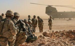 تعزيزات عسكرية أمريكية تصل العراق عبر الأردن