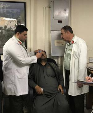 """""""الطبية الملكية"""": 3% مصابون بمرض زرق العين دون علمهم"""