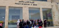 """طلبة """"عمان الأهلية"""" يزورون دار الزهراء للمسنين"""