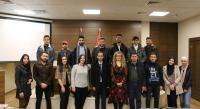 صندوق تشجيع الطاقة المتجددة يحاضر في جامعة الشرق الأوسط