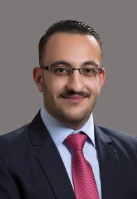 """جائزة الموظف المتميز في """"عمان العربية"""" لـ انس كاسو"""