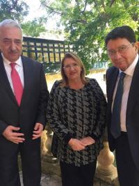 رئيسة جمهورية مالطا ترحب بالتعاون السياحي مع الأردن