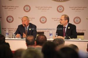 الصفدي وأبو الغيط: قمة عمان ناجحة بكل المعايير (صور)