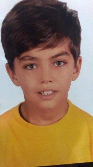 العثور على الطفل أبو هاني