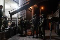 إصابات واعتقالات في الضفة الغربية
