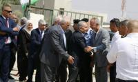الحكومة الفلسطينية تجتمع بالأغوار
