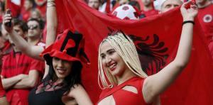 """الألبانيات """"الأكثر إثارة"""" في يورو 2016 (صور)"""
