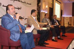 """""""الشرق الأوسط """" تشارك في اعمال منتدى لجان التواصل المجتمعي للبلديات"""