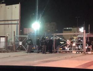 إصابة فلسطيني بزعم محاولة تنفيذ عملية طعن في نابلس