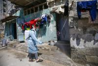 غزة: وفاة واحدة و198 اصابة جديدة بكورونا