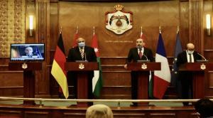 الإجتماع العربي الأوروبي بعمان : الوصاية على القدس للأردن فقط