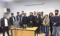 """محاضرة متخصصة بقياس الذكاء في """"عمان الأهلية"""""""