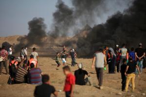 استشهاد فلسطيني بحادث عرضي في خانيونس